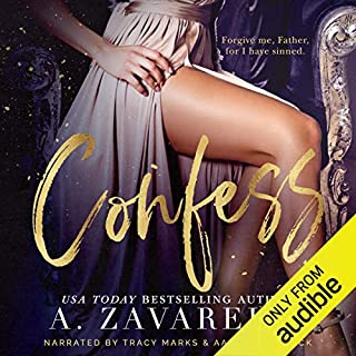 Confess audiobook cover art