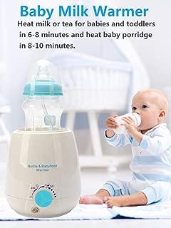 Binwe Calentador de Leche para bebés multipropósito,
