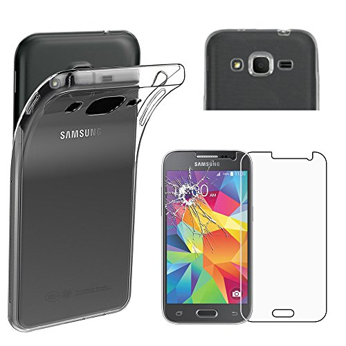 ebestStar - Compatible Funda Samsung Galaxy Core Prime SM-G360F, 4G SM-G361F VE...