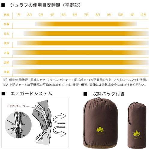 LOGOS『プレミアムダウンコンフォート3セパレーター・-2』