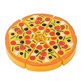Ristiege Pizza Juguete de dibujos animados León, juguete para adultos y niños