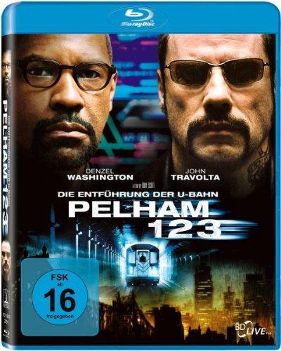Die Entführung der U-Bahn Pelham 123 - Thrill Edition [Blu-ray]