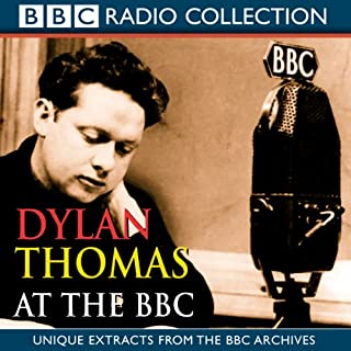 Dylan Thomas at the BBC cover art