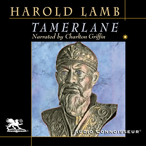 Tamerlane cover art