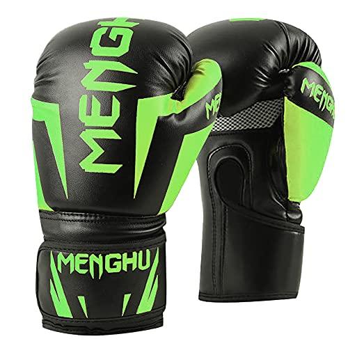 Lixada Boxhandschuhe Boxsack Handschuhe...