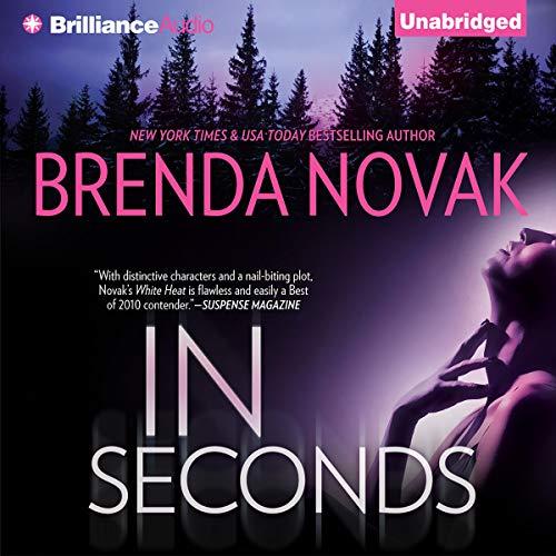 In Seconds: Bulletproof Trilogy, Book 2