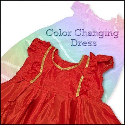 Robe de transformiste (3 changes)