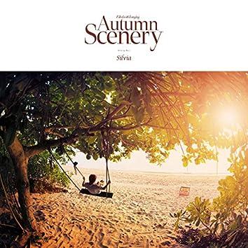 그리움이 저무는 가을 풍경 Autumn Scenery Filled With Longing (Relaxing Music, Stress Relief, Calm Music, New age Music)