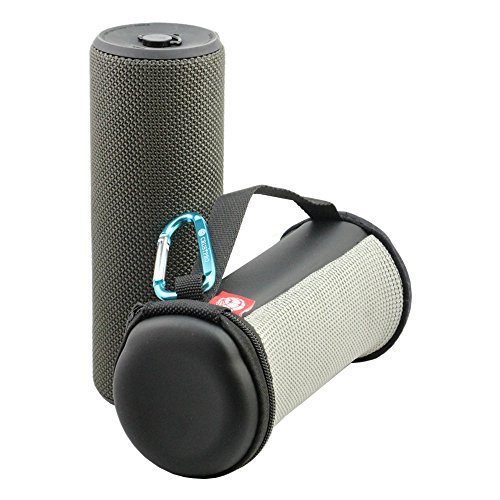 Travel Carry保護ポータブルスリーブ保護カバーケースポーチバッグfor Logitech UE BOOM UE BOOM 2ワイヤレスUE Uitimate ears Boom Bluetoothスピーカー