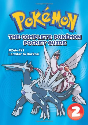 Pokemon Complete Pocket Guide Volume 2
