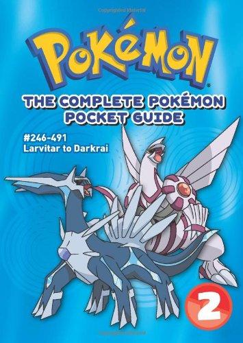 Pokemon Complete Pocket Guide Volume 2