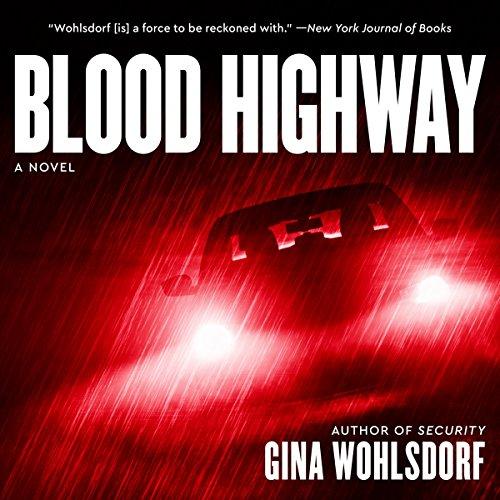 Blood Highway audiobook cover art