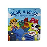 Hear a Moo! - Old MacDonald Had a Farm Sing with Me Sound Book - PI Kids