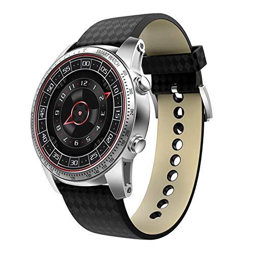 BAIYI 3G Smartwatch Telefon Android 1.39 '' MTK6580 Quad Core Pulsmesser Schrittzähler GPS Smart Uhr Für Herren