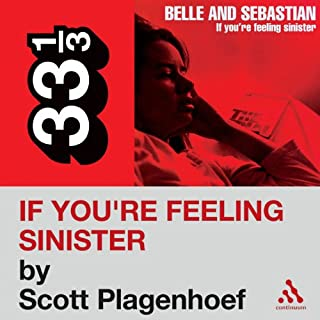 Belle and Sebastian's 'If You're Feeling Sinister' (33 1/3 Series) cover art