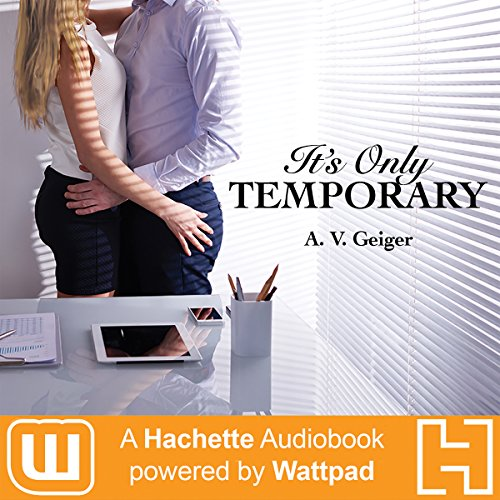 It's Only Temporary audiobook cover art