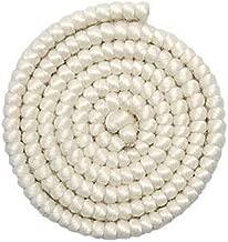 Rubie's Costume Co Wool Crepe Hair- LB Costume, White, White