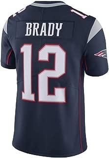 Men's #12 Tom_Brady Navy Season Vapor Limited Jersey