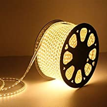 Gesto 5 Meter LED Rope Light Pipe Light (Warm White) Decorative Light, LowPrice Festiveal, Ceiling Light, Home,Office, Diwali, Eid & Christmas Decoration, Birthday, Stage Decoration-Pack of 1
