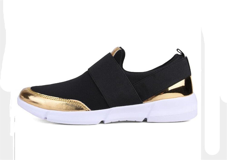 ALLAK Women's Wedges Platform Fitness shoes Walking shoes