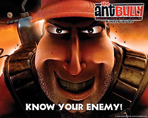 N / A The Ant Bully (75cm x 60cm) Silk Poster (L2K6-4A32)
