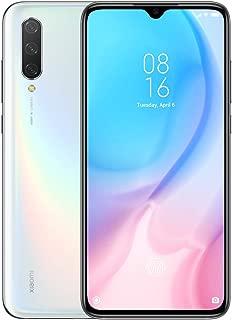 "Xiaomi Mi 9 Lite 128GB + 6GB RAM, 6.39"" AMOLED FHD+ LTE 48MP AI Triple Camera Factory Unlocked Smartphone - Global Version (Pearl White)"