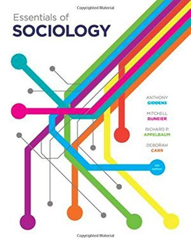 Price comparison product image Essentials of Sociology (Fourth Edition)