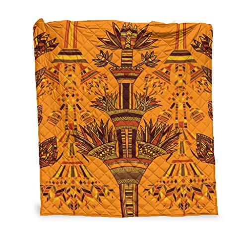 Flowerhome Ägyptische Tagesdecke für Sofa oder Bett...