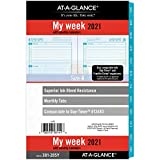 2021 Weekly & Monthly Planner Refill by...