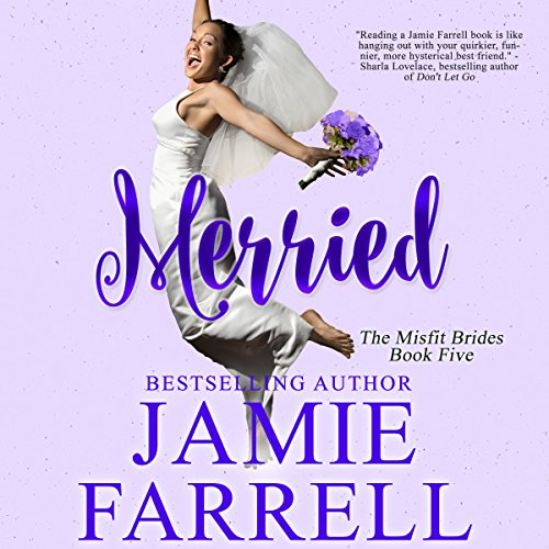 Merried audiobook cover art