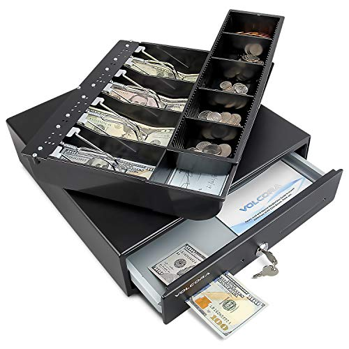 """Mini Cash Register Drawer 13"""" for Point of Sale (POS)"""