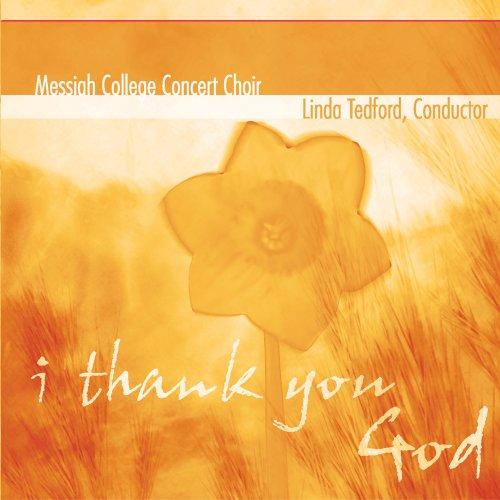 I Thank You God