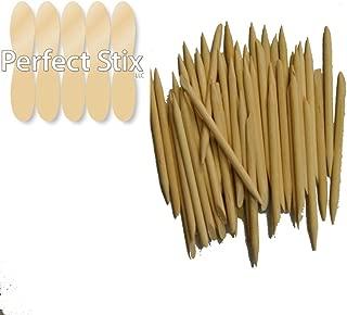 Best orange wooden manicure sticks Reviews