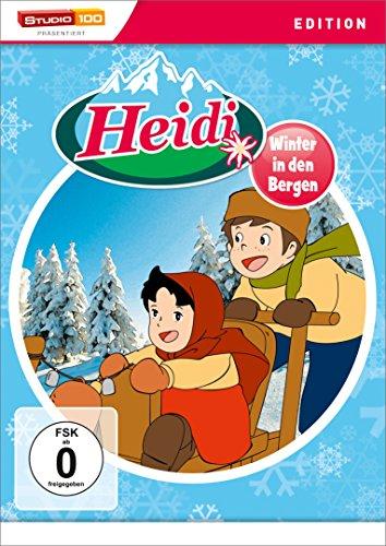 Winter mit Heidi in den Bergen