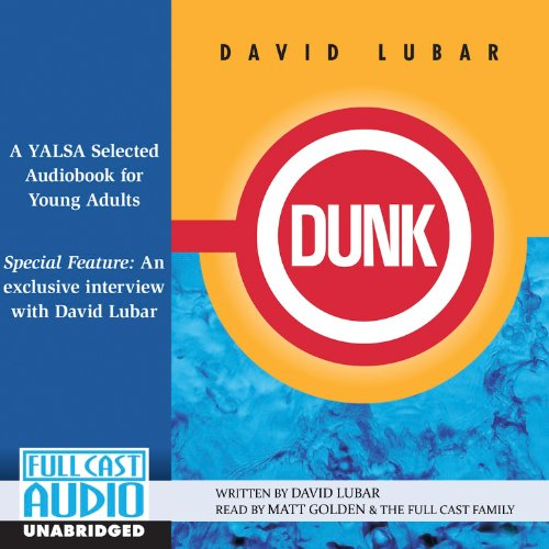 Dunk Audiobook By David Lubar cover art