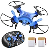 SNAPTAIN SP310 Mini Drone for Kids, Throw'n Go RC Quadcopter for Beginners w/ 3D...