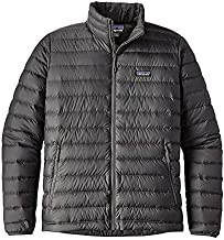 Patagonia Men's Down Sweater Jacket (XX-Large, Forge Grey w/ Forge Grey)