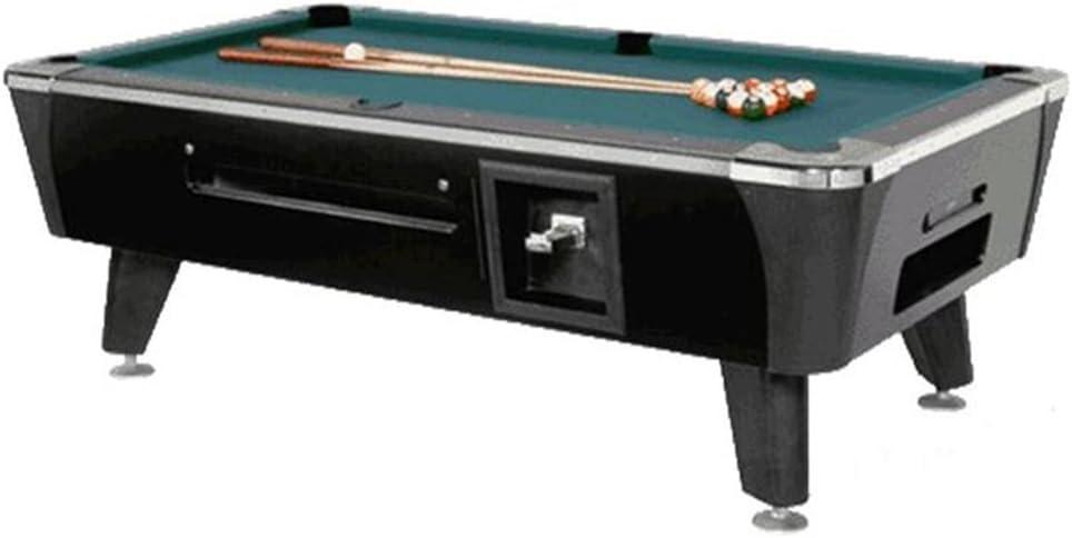 Dynamo Sedona Coin Operated Table 7' Dedication -Black- El Paso Mall Pool