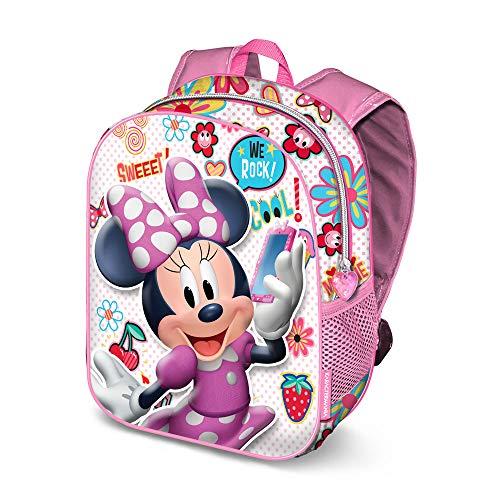Karactermania Minni Mouse Ohmy!-zaino 3D (Piccolo) Mochila
