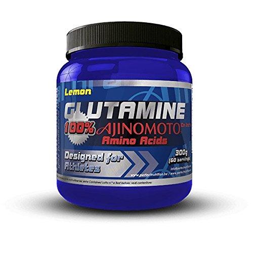 Perfect nutrition Glutamine Ajinomoto - 300 gr Limon