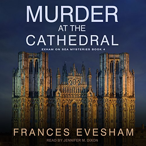 Murder at the Cathedral audiobook cover art