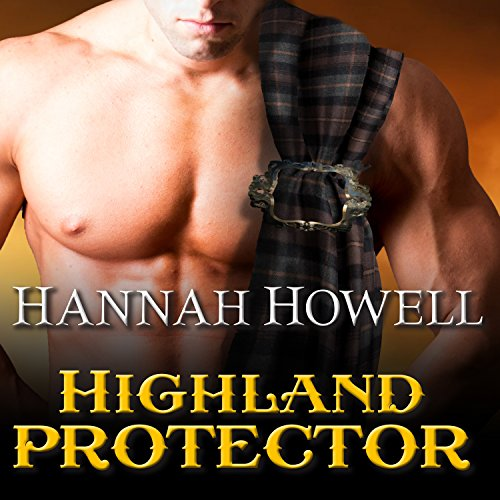 Highland Protector audiobook cover art