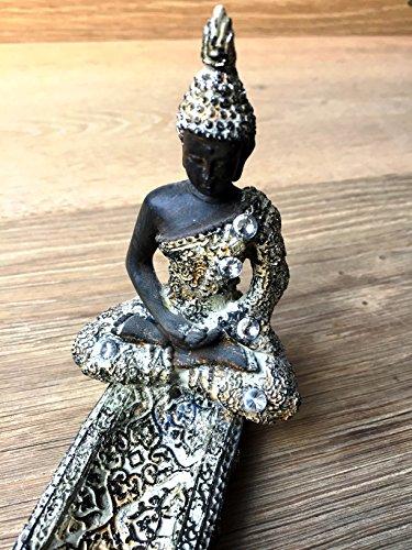 Räucherstäbchenhalter Buddha 25x6 cm Wunderschön!!!