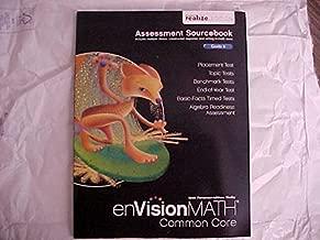 enVision Math Common Core Grade 6 Assessment Sourcebook realize Edition