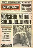 PARISIEN LIBERE (LE) No 11061 du 12/04/1980 - COUPE SOCHAUX