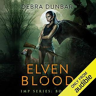 Elven Blood cover art