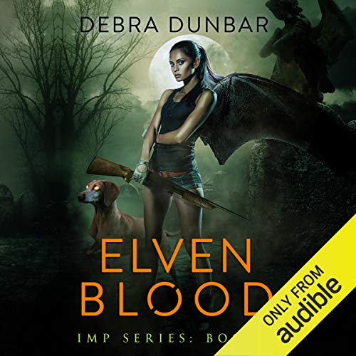 Elven Blood cover art