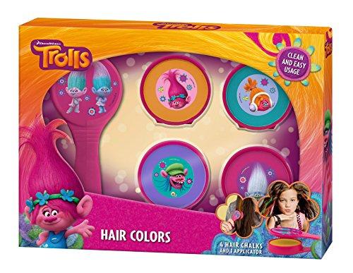 Trolls Hairific Hair Colors Accessoire pour Coloration