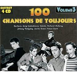 100 Chansons de Toujours-Volume 3