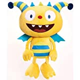 Henry Hugglemonster Medium Plush Henry
